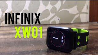 Infinix XW01 smart watch review by muddasir