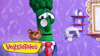 Veggietales | Astonishing Wigs | Silly Songs With Larry Compilation | Cartoons For Kids