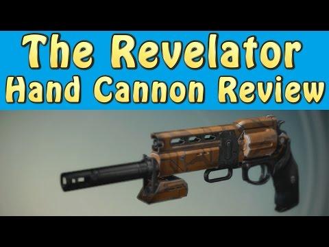 Destiny house of wolves new crucible gun the revelator doovi
