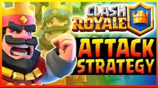 Royale Clans Best Strategy