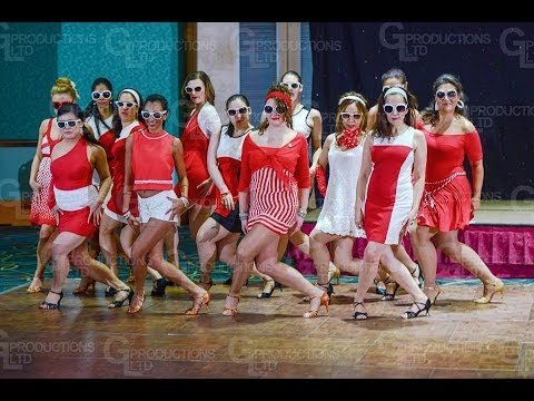 'Sway with Me' Inspiration 2 Dance ladies performance group