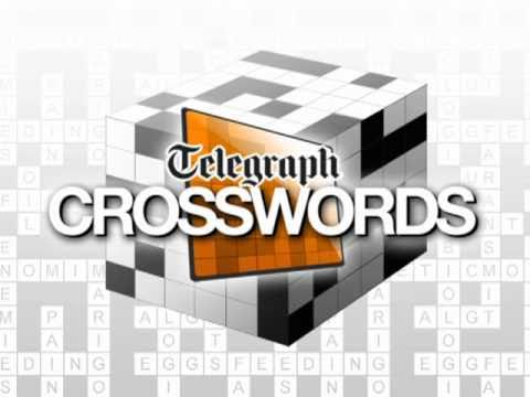TELEGRAPH CROSSWORDS - Nintendo DSiWare™ - Trailer
