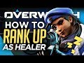 Top 5 Support Tips For Ranking Up FAST! (Overwatch Guide)