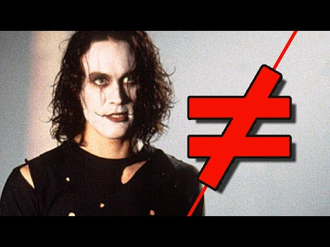 The Crow - What's the Difference?