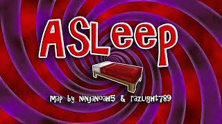 ASLEEP - Strangest Map Ever? | Minecraft Adventure Map
