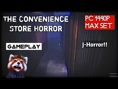The Convenience Store Gameplay - 夜勤事件 PC Test Indonesia - 동영상