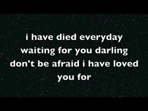 a thousand years lyrics pdf