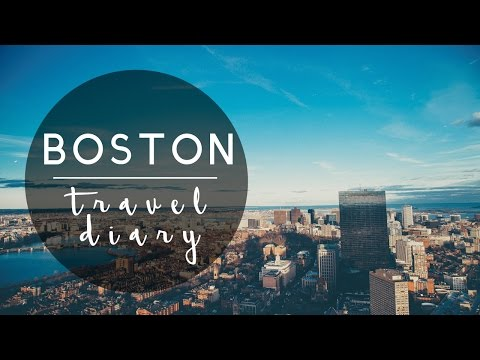 BOSTON | TRAVEL DIARY