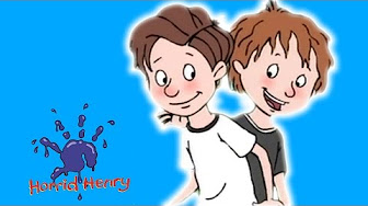 Horrid Henry Kissing Moody Margaret On The Lips For Real