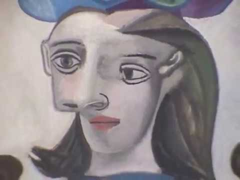 Picasso Artwork at Berggruen Museum - Berlin 2000