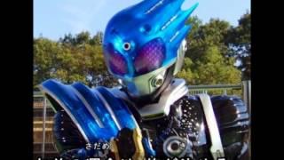 仮面ライダー龍騎で仮面ライダーゾルダに変身する北岡秀一と その秘書の...