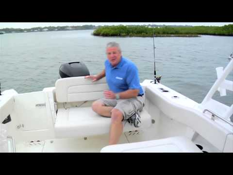 2013 Boat Buyers Guide - Boston Whaler 230 Vantage
