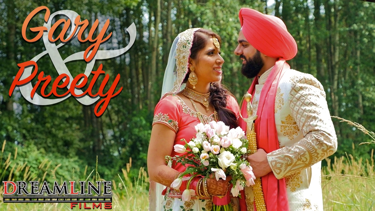Indian Wedding Highlights Vancouver Bc Gary Preety Youtube