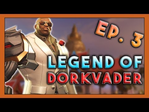 The Legend of Dorkvader: The FINAL Episode - Seagull - Overwatch