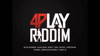 4PLAY RIDDIM MIXX BY DJ-M.o.M GAZA SLIM, BUGLE, NICKY B, VOICEMAIL and more