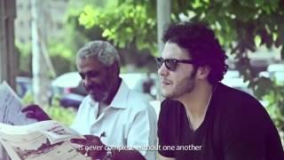كليب مين فينا - كاريوكى وهانى عادل وسلمى صباحى 2013