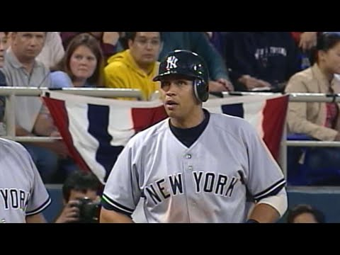 2004 ALDS Gm4: A-Rod comes up clutch in 11th