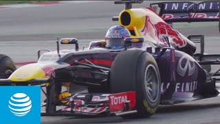 Infiniti Red Bull Racing Technology from AT&T