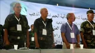 مراسـم أداء القسم الدستوري لـلـرئيس الــأخ براهيم غالي