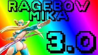 Ragebow Mika 3.0 Street Fighter V Rage Quits SAWFT RISEUP