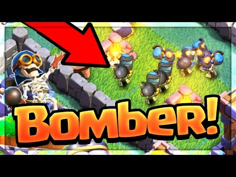 Thumbnail: KEEP Them ALIVE and WIN! Clash of Clans Builder Hall BOMBER!