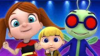 Shoo Fly Don't Bother Me | Songs For Toddlers | Kindergarten Nursery Rhymes For Children