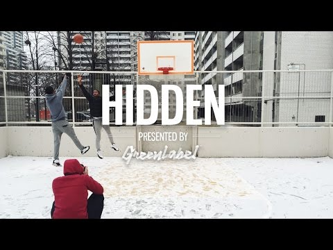 HIDDEN: Toronto featuring Charlie Lindsay