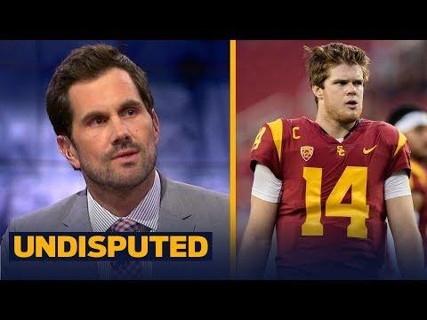 Matt Leinart talks upcoming 2018 NFL Draft, Sam Darnold and Lamar Jackson | UNDISPUTED