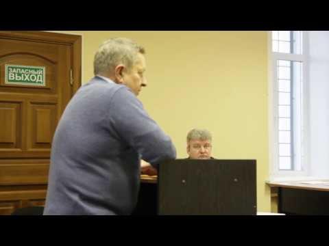 Судебное заседание 20.12.2018 г. Показания главы г. Буй В.В.Катышева