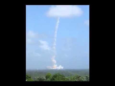 Herschel/Planck Ariane 5 Launch