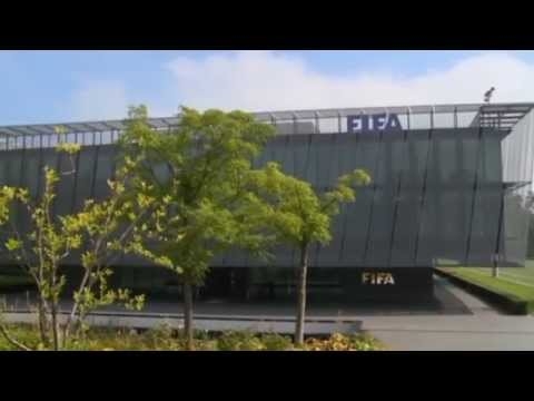 FIFA Arrests Rattle Russia: 2018 soccer champtionship venue in jeopardy