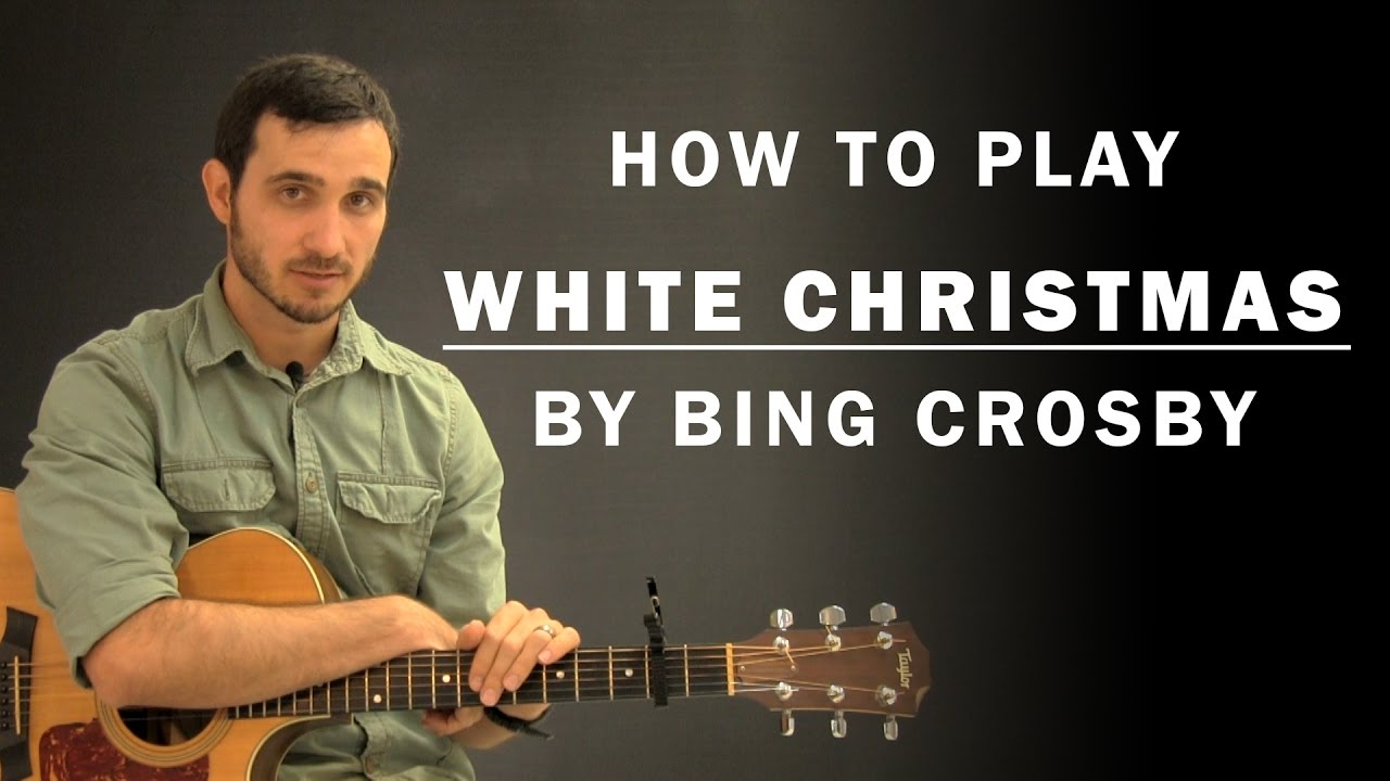 white christmas bing crosby pdf