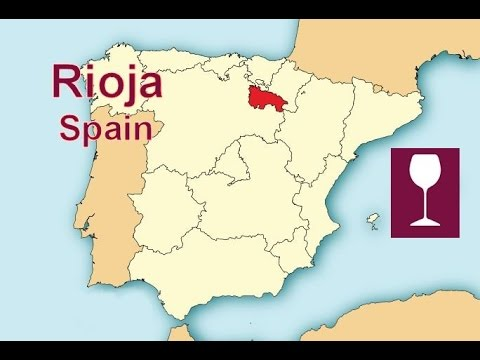 What type of wine is Rioja (Spain)?