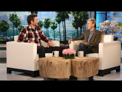 Bradley Cooper's Clint Eastwood Impression