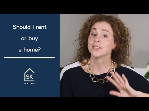 Should I RENT or BUY a new home?