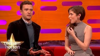 Video Justin Timberlake and Anna Kendrick Are Gutted About Bake Off - The Graham Norton Show download MP3, 3GP, MP4, WEBM, AVI, FLV Agustus 2018