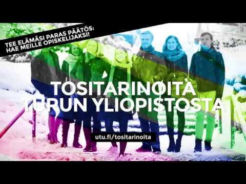 Tositarinoita Turun yliopistosta 2018