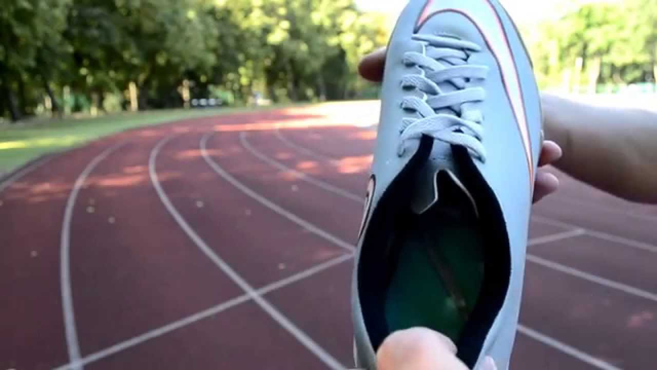 Ashley Furman Barry comodidad  Бутсы Nike Mercurial Vortex Ii Cr Ic - YouTube