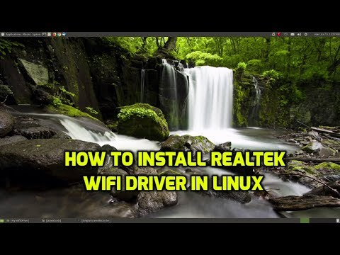 How to install Realtek WiFi Driver in Linux