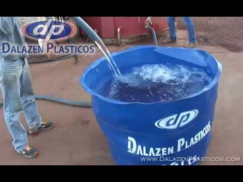 Dalazen plasticos s a test de resistencia de un tanque for Piscicultura en tanques plasticos