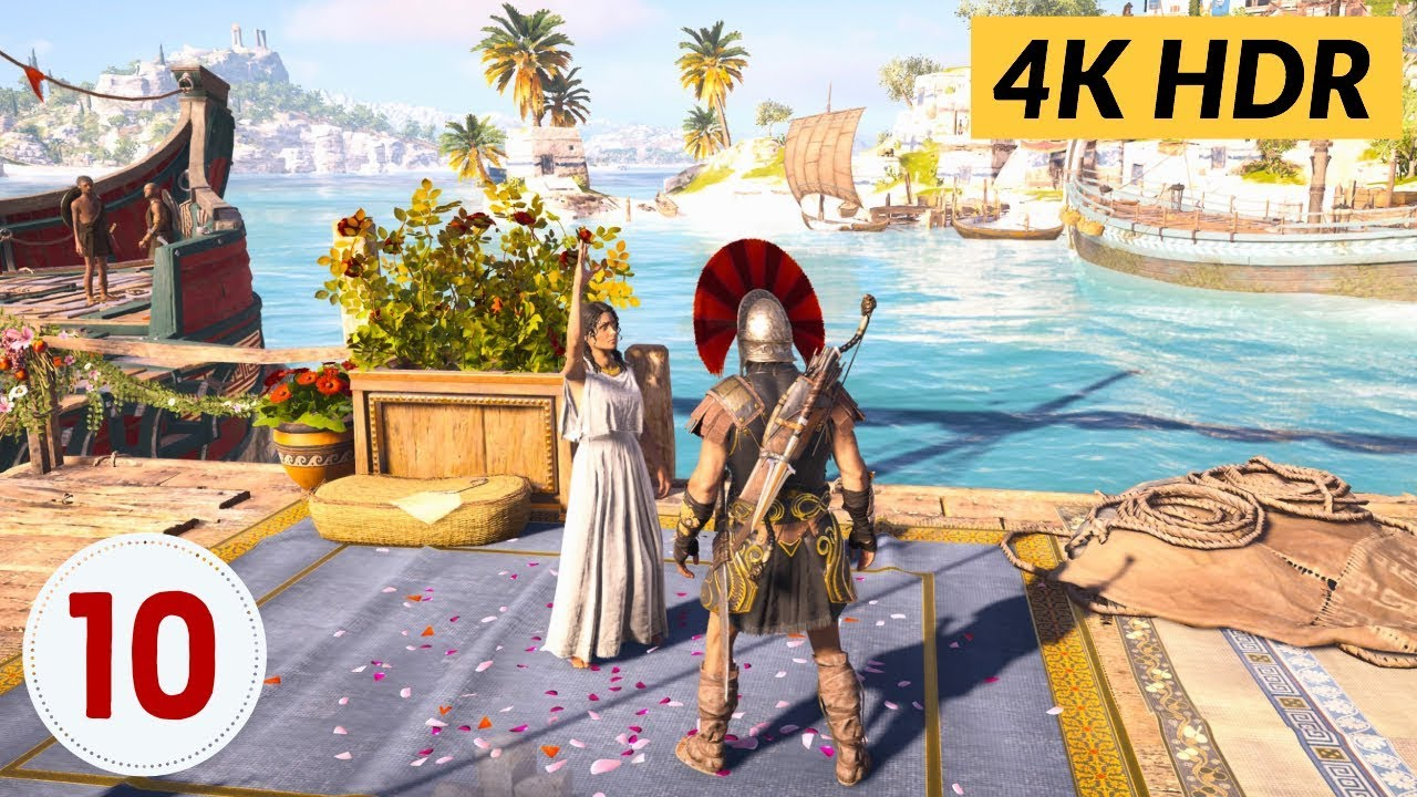 Download Korinthia. Ep.10 - Assassin's Creed Odyssey [4K HDR]