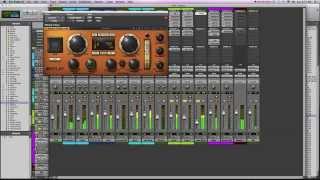 Mix Tutorial: Waves H-Delay Plugin