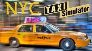 NYC Taxi Simulator