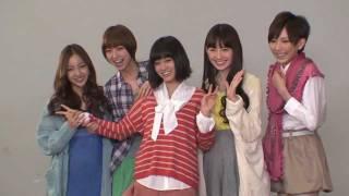 AKB48 日本HP CM「Love PC, Love HP」 メイキングムービー