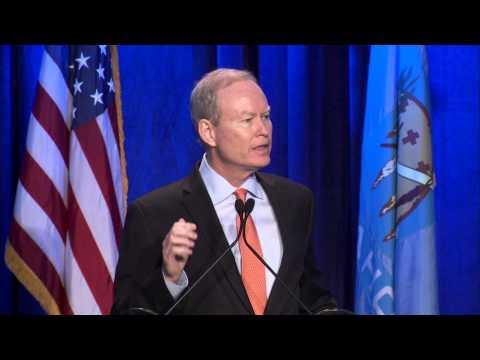 Oklahoma City Mayor Mick Cornett's 2014 State of the City Address