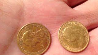 Gold X 2! Metal detecting UK #76