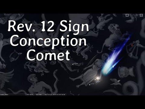 Rev. 12 Sign Conception Comet - how to add C/2017 E1 (BORISOV) to Stellarium