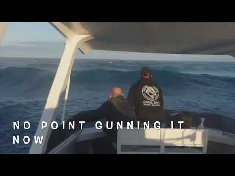 South Passage - Coral Bay Western Australia - Seaforce Charters