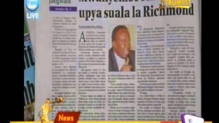 MAGAZETI AUGUST 29 2015 | AZAM TV