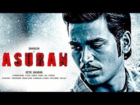 ASURAN Official Second Look - Dhanush   Vetri Maaran   V Creations